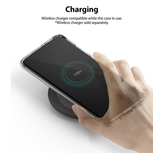 Image 5 - Ringke Fusion for Galaxy S20 Plus 실리콘 케이스 유연한 Tpu 및 투명 하드 PC 뒷면 커버 Hybrid for Galaxy S20 +