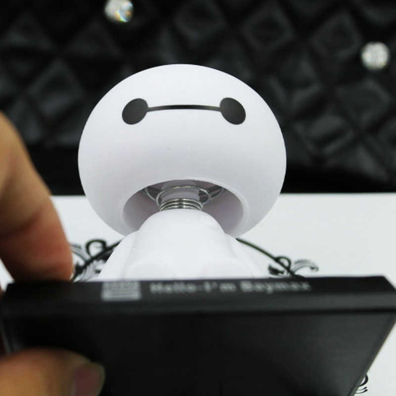 10 centimetri Baymax Scuotendo La Testa Della Bambola Figura di Azione Anime UN Grosso Grasso Super Hero Giocattoli IN PVC per I Bambini Auto Decorazione regali di natale