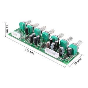 Image 4 - AIYIMA 5,1 Verstärker Vorverstärker Ton Board Preamp 6 Kanal Bass Frequenz Volumen Unabhängige Einstellung Für 5,1 Heimkino