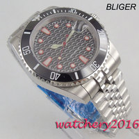 40mm Sterile dial ceramic bezel jubilee Sapphire date automatic mens Watch