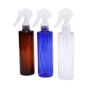 250/50ml 4 colors Portable Plastic Spray Bottle Makeup Moisture Atomizer Pot Fine Mist Sprayer Bottles