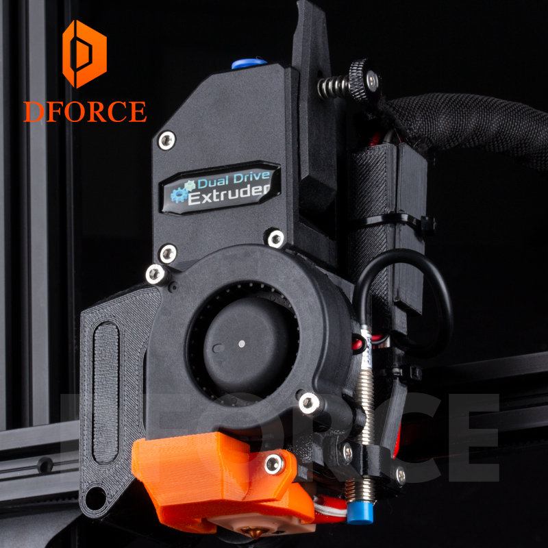 DFORCE DDE Direct Drive Extruder Upgrade Kit For Creality3D Ender-3/CR-10 Series 3D Printer Great Performance Improvement