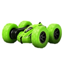 RC Car 2.4G 4CH Stunt Drift Deformation Buggy Rock Crawler Roll 180 ° Flip Kids Robot Cars Toys
