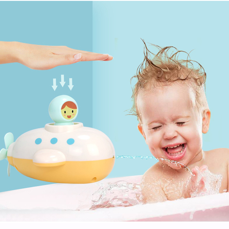 Children  Baby Classic Wind Up Swimming Cartoon Bath Pool Toy Chain Clockwork Bathtub Toys Wind Up Swimming Cartoon Toy