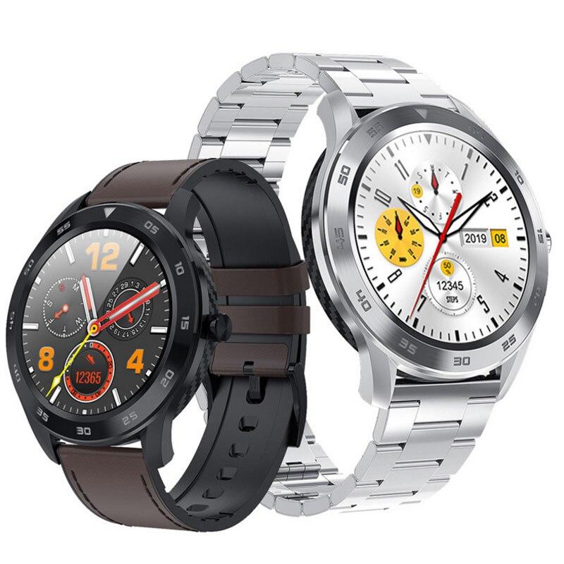 Reloj inteligente hombres PPG + ECG cardíaca sangre oxígeno Monitor reloj inteligente reloj de pulsera Mujer Deporte reloj inteligente смарт часы