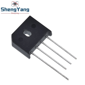 Image 4 - 5PCS/LOT KBU1010 KBU 1010 10A 1000V ZIP Diode Bridge Rectifier diode New