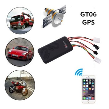 GT06 Car Vehicle Motorcycle GSM GPRS GPS Tracker image