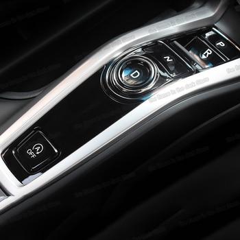 Lsrtw2017 PVC Car Interior Gear Button Protective Trim Film for Acura Cdx Rdx 2017 2018 2019 2020