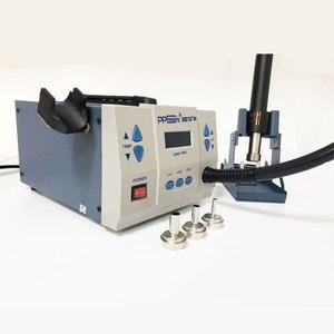 Image 4 - PPD 861D 1000 واط قوة كبيرة الحرارة بندقية الرصاص FreeSmart شاشة تعمل باللمس التحكم درجة حرارة ثابتة شاشة الكريستال السائل محطة desolding