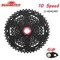 Sunracing 10 Speed CSMS3 11-40T 11-42T 11-46T велосипед свободного колеса широкое соотношение велосипед кассета для горных велосипедов инструмент MTB маховик