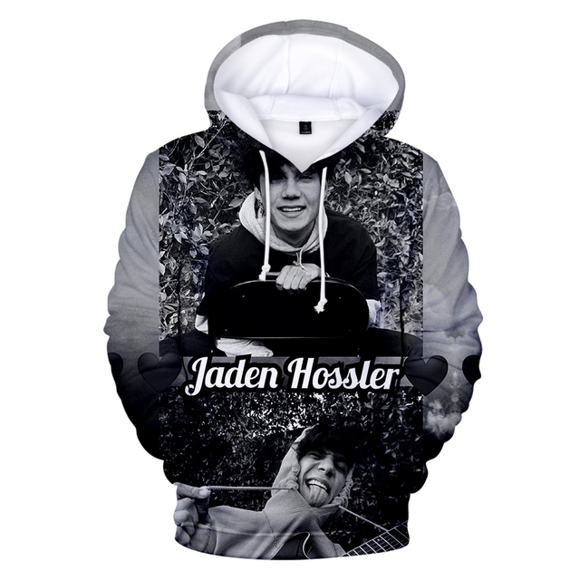 JXDN JADEN HOSSLER THEMED 3D HOODIE (10 VARIAN)