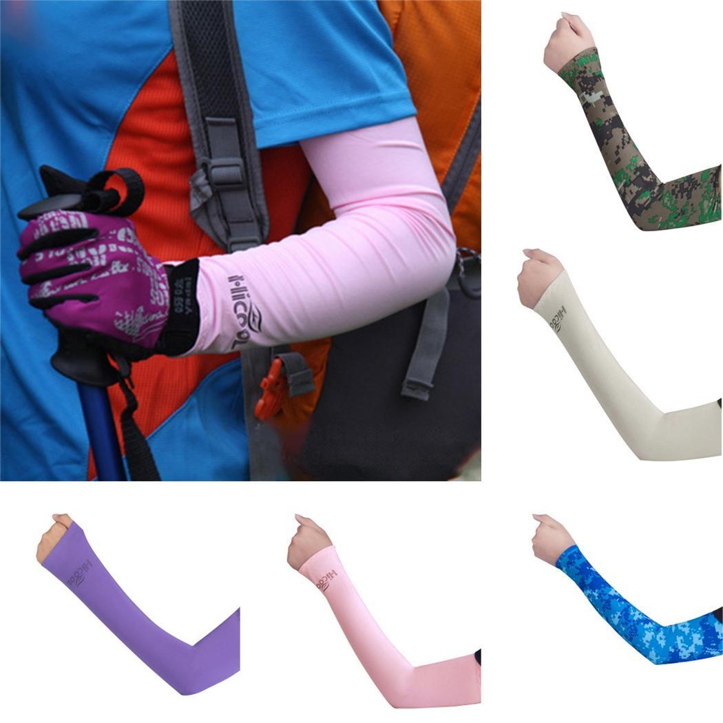 Cycling Arm Warmers Basketball Sleeve Running Arm Sleeves Bicycle Arm Warmers Camping Summer Sports Safety