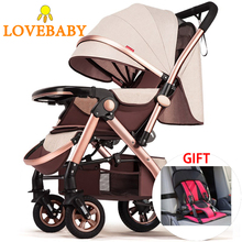 2019 2 In 1 Lightweight Baby Stroller with Car Seat Travel System Cheap 360 Rota