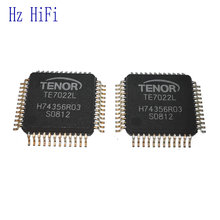 2PCS TE7022L TE7022 is a low power cost-effective USB 2.0 Full-Speed compliant Audio Streaming Controller 24BIT/96KHZ