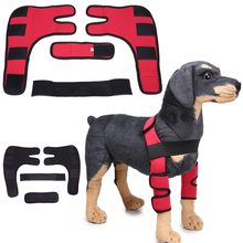 Pet Knee Pads Health Pet Protectors For Preventing Injuries And Helping Wound Healing Dog Accessories D35 недорго, оригинальная цена