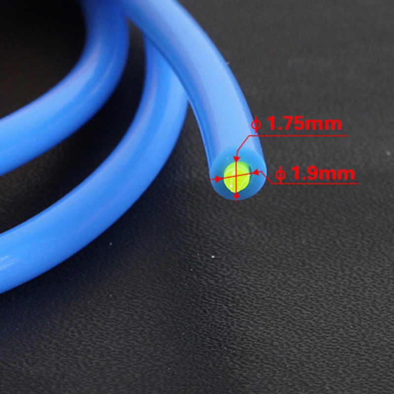 1.9mm PTFE Lange afstand Nozzle Voeden Slang voor Upgrade Ender2/Ender3 Voor 3D Printer Deel Levert Accessoires
