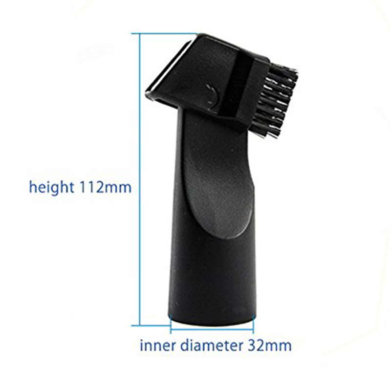 Image 5 - 1.25inch Vacuum Cleaner Turbo Attachment Wind Driven Floor Brush with Roller 32Mm Attachment Perfect for Cleaning Rug or CarpetVacuum Cleaner Parts   -