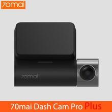 70mai pro plus traço cam versão global 1944p gps adas câmera do carro 70 mai auto dvr gravador de vídeo 24h estacionamento monitor dashcam