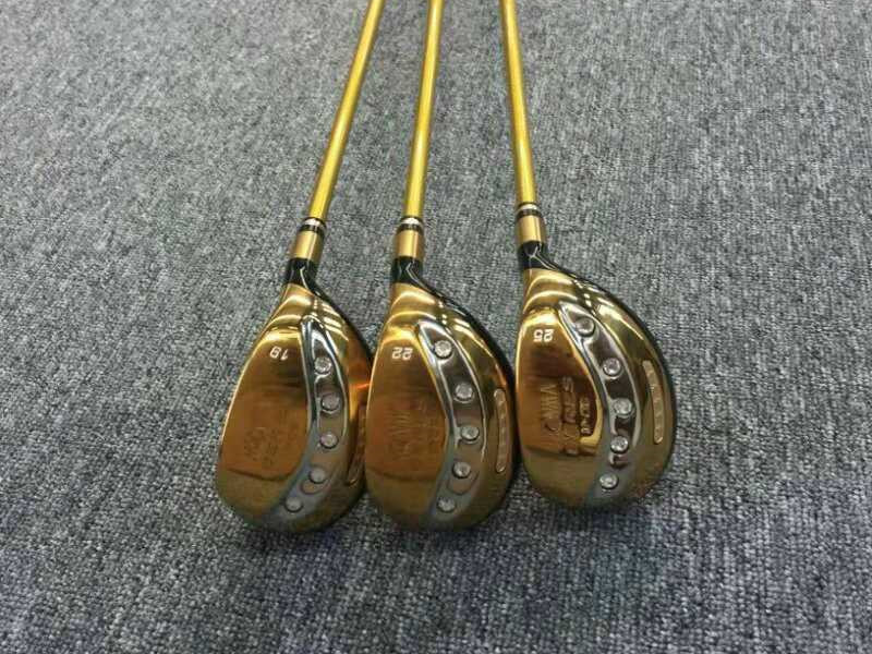 Honma U 06 Hybrids Honma U 06 Golf Hybrids Honma Beres Golf Clubs 19/22/25 Degrees R/S Flex Graphite Shaft With Head Cover-in Golf Clubs from Sports & Entertainment    1