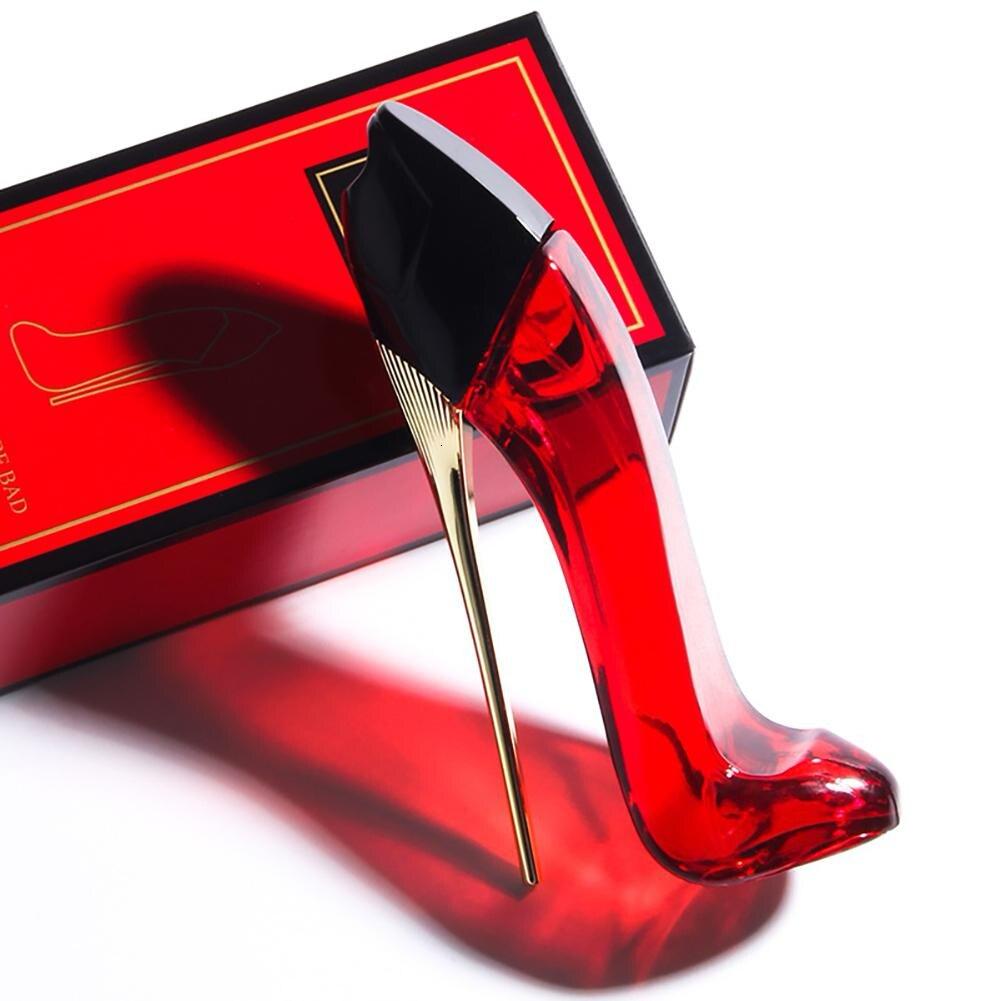 Female Perfume Women Perfume Deodorant Fragrance Perfume For Women Good Girl Perfume High-heeled Shoes Perfume Body Spray 85ml