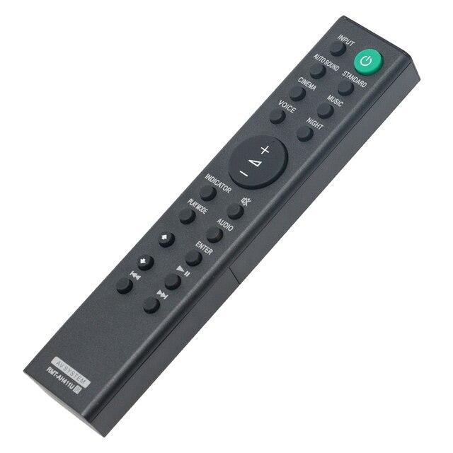 RMT AH411U Soundbar Điều Khiển Từ Xa Dành Cho Sony Âm Thanh Thanh HT S100F HTS100F HTS100F HTSF150 HT SF200 HT SF150