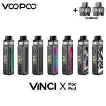 Nieuwe Voopoo Vinci X Mod Pod Kit Electtronic Sigaret Vape 70W Met 5.5 Ml Cartridge Gen. Ai Chip Met Pnp VM1 Vm4 Coils Vaporizer