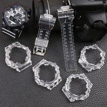 Аксессуары для часов 16 мм ремешок из смолы casio g shock ga