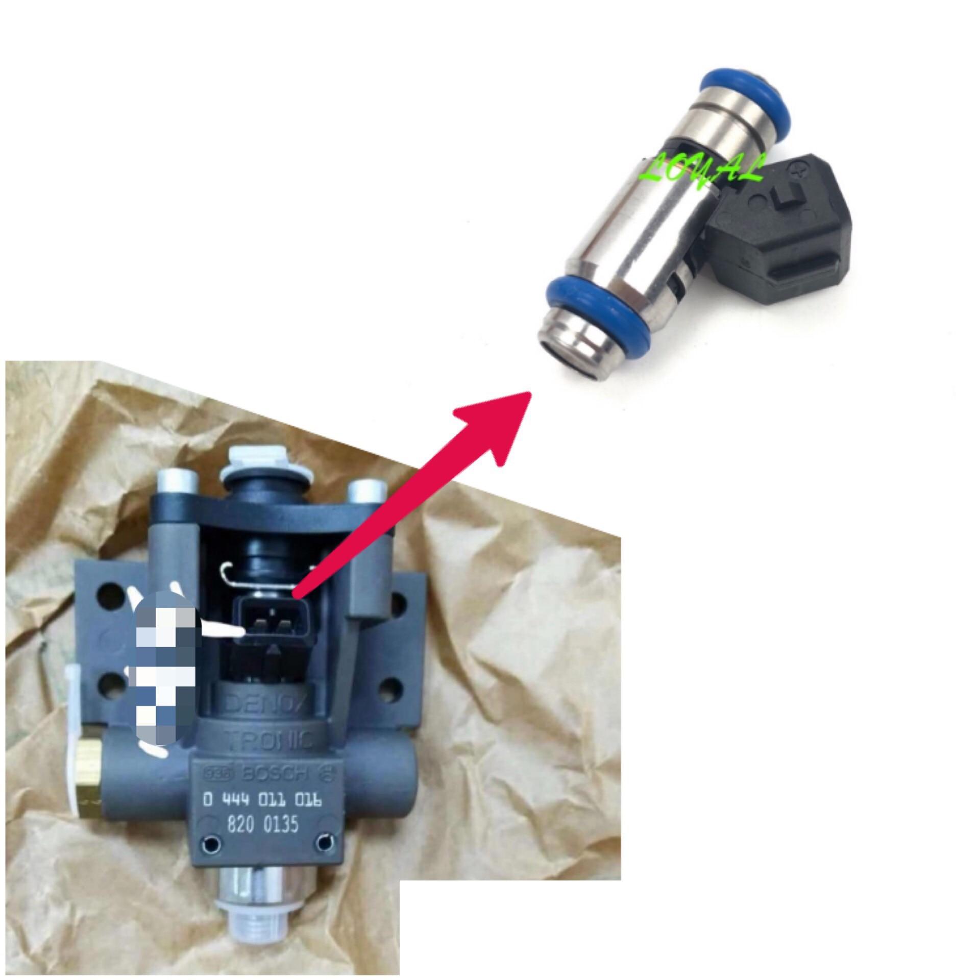 Details about  /DHL 1PCS 4999800 Urea Pump Nozzle Injector for Cummins