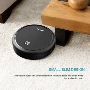 robbery vacuum cleaner Automatic USB Charging Wireless ing Robot Vacuum Cleaner Cordless Vaccum Robot Carpet Robots Mop Robot