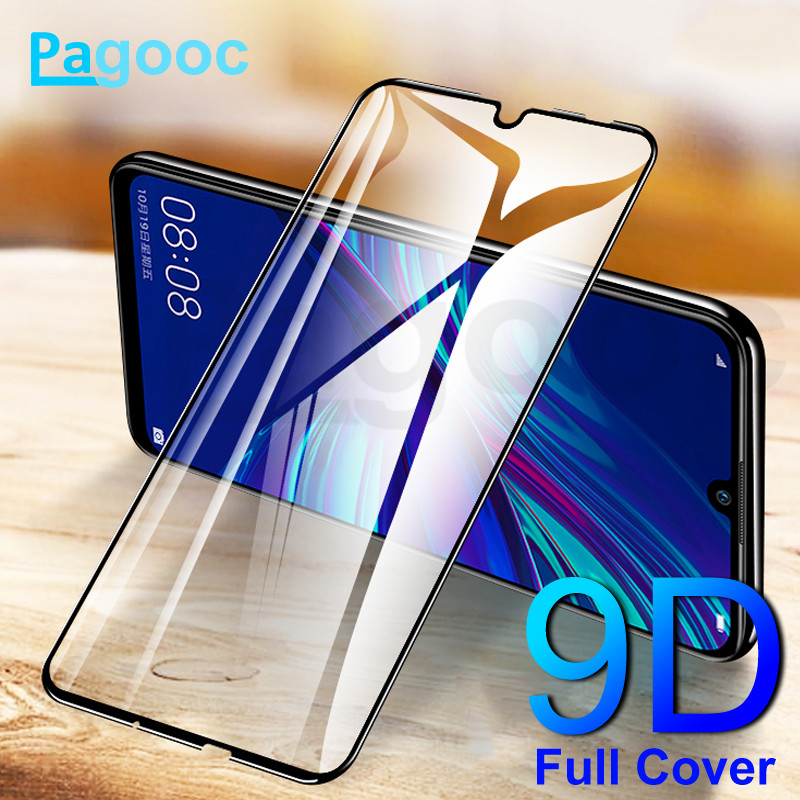 9D Protective Glass On The For Huawei Honor 20 9 10 Lite V10 V20 10i 20i 9X 8X 8A 8S Tempered Screen Protector Glass Film Case