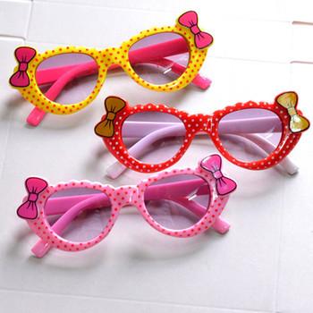 2021 okulary dla dzieci Love Heart Girls okulary przeciwsłoneczne dla dzieci lato UV400 plastikowe okulary przeciwsłoneczne dla dziewczynek tanie i dobre opinie PLAMIS CN (pochodzenie) Dziewczyny Butterfly Z tworzywa sztucznego Lustro 37 mm Z poliwęglanu 35356 40 mm