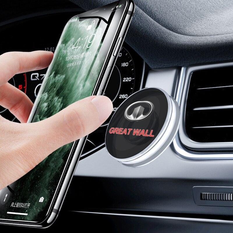 Nano tampon en caoutchouc support de voiture de téléphone sans Trace multi-fonction Fixate Gel Pad pour grande muraille Haval Hover H3 H5 style de voiture