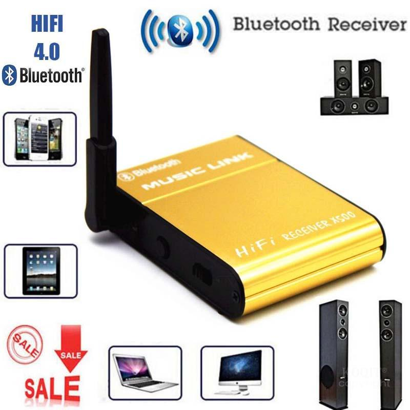 Hifi PC Wireless Music <font><b>Adapter</b></font> <font><b>Bluetooth</b></font> Audio Receiver 4.0 <font><b>Bluetooth</b></font> <font><b>Adapter</b></font> Wireles Music Link For phone tablet PC Speaker <font><b>PSP</b></font> image