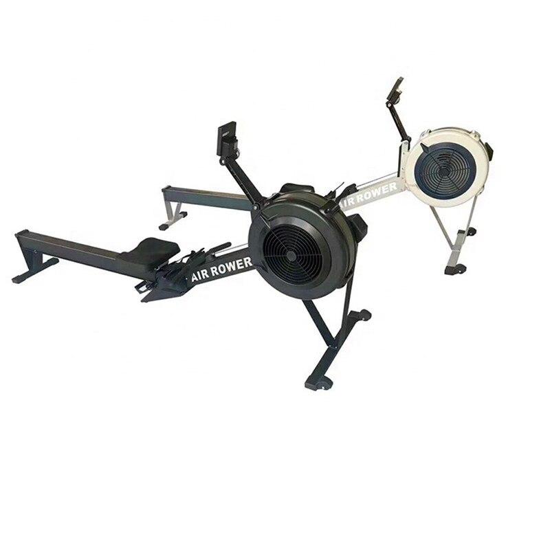 Гребной машина воздух внутри гребец гребной тренажер домашний Фитнес оборудование сопротивление ветра тренажерного зала спорта