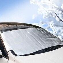 Автомобильный чехол на лобовое стекло, ветровое, снежное покрытие, солнцезащитный козырек для автомобиля, защита от дождя, льда, снега, защита от солнца, защита от снега, переднее стекло, покрытие для автомобиля, внедорожника