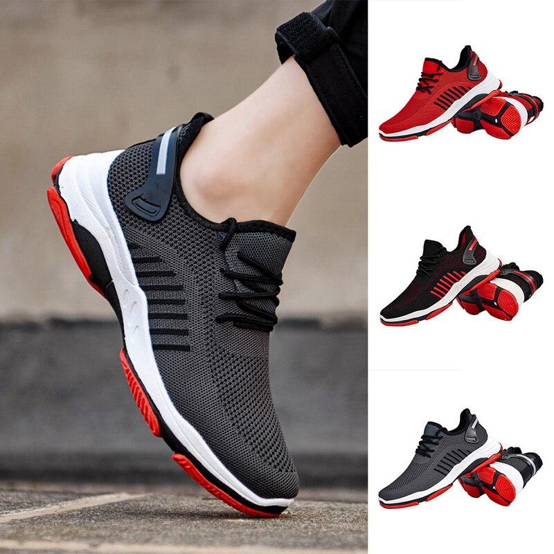 Nuevas zapatillas de hombre de moda con cordones vulcanizan los zapatos masculinos transpirables Comfor Mesh Shallow Flats Casual zapatos de niño Envío Gratis nuevo MR583930 para Mitsubishi LANCER Outlander MR-583930