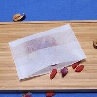 Quality 500Pcs / Environmentally Friendly Natural Corn Fiber Folding Tea Bag Biodegradable Tea Filter Herbal Tea Filter Bag 7 X Disposable Tea Bags     -