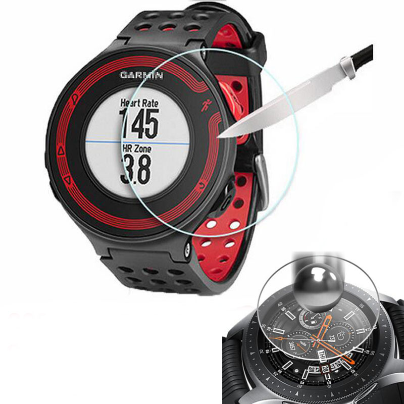 Watch Screen Protector Glass Protective Film Cover For Garmin Forerunner 220 225 230 235 245 245M 620 630 645 735 935 945 45 35