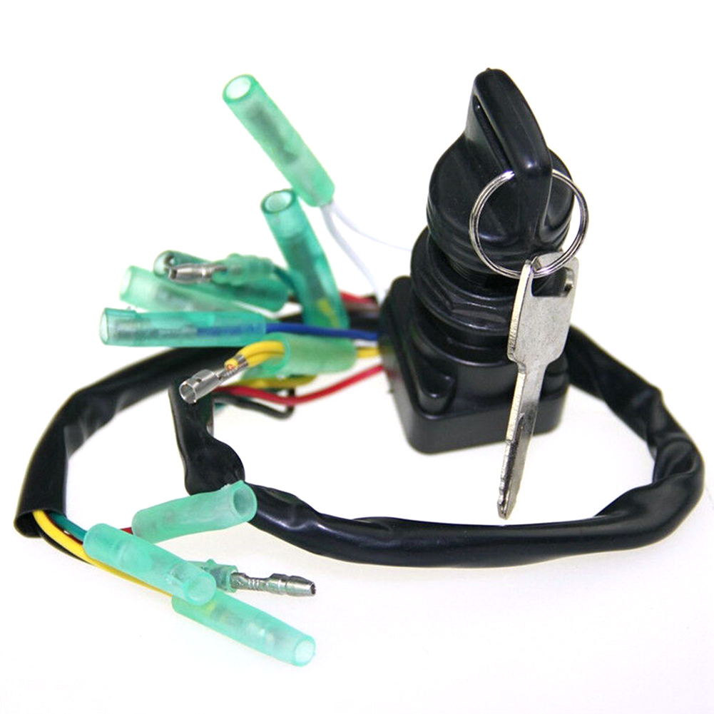 703-82510-43-00 Assy Outboard Replacement Motor Control Box Accessories Boat Easy Install Fitness Ignition Switch Key For Yamaha