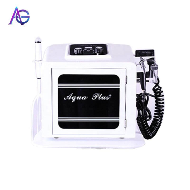 Newest 2 In 1 Oxygen Jet Aqua Machine For Skin Rejuvenation And Facial Clean