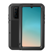 Love Mei Case For Huawei P30 Pro Metal Shockproof Cover For Huawei P30 Lite Phone Case For Huawei P30 Rugged Fundas Armor Coque shockproof case for huawei p30 lite metal fundas for huawei p30 pro armor phone cover for huawei p30 rugged case p30 pro capa