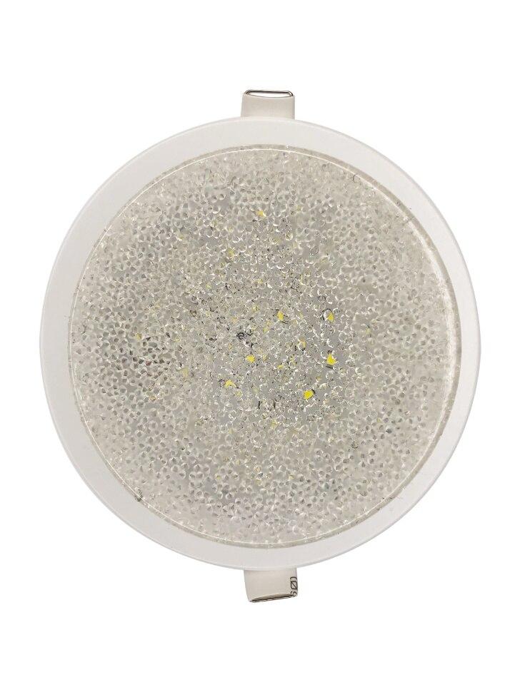 2099R-9W-4000K  Светильник светодиодный встраиваемый