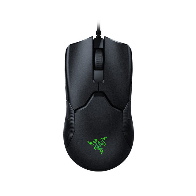 Razer Viper Wired Gaming Mouse 16000DPI RGB Computer Mice PAW3390 Optical Sensor 60g Lightweight SpeedFlex Cable DPI for PC
