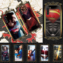 Supergirles-Superwomanes-Supermanes Phone case For Xiaomi Redmi Note 7 7A 8 8T 9 9A 9S 10 K30 Pro Ultra black luxury back art