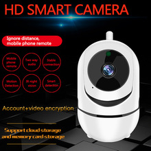 WiFi IP Camera for Home Security 1080P Indoor Baby Monitor, Wireless Surveillance Motion Detection