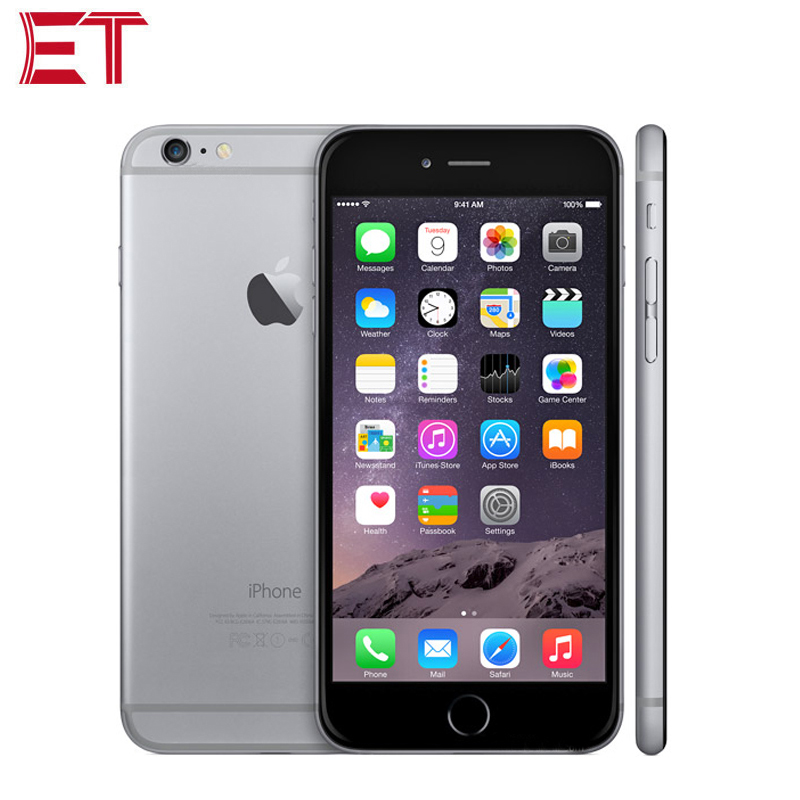 Apple Iphone 6 Plus A1524 LTE Mobile Phone 1GB RAM 16/64/128GB ROM DualCore 5.5