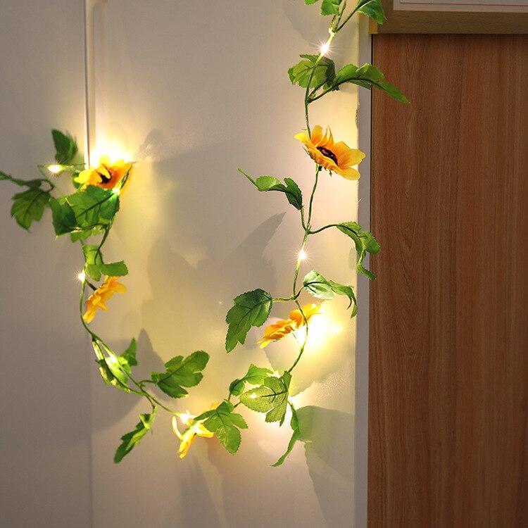 ins decorativo fio cobre lâmpada iluminação da corda