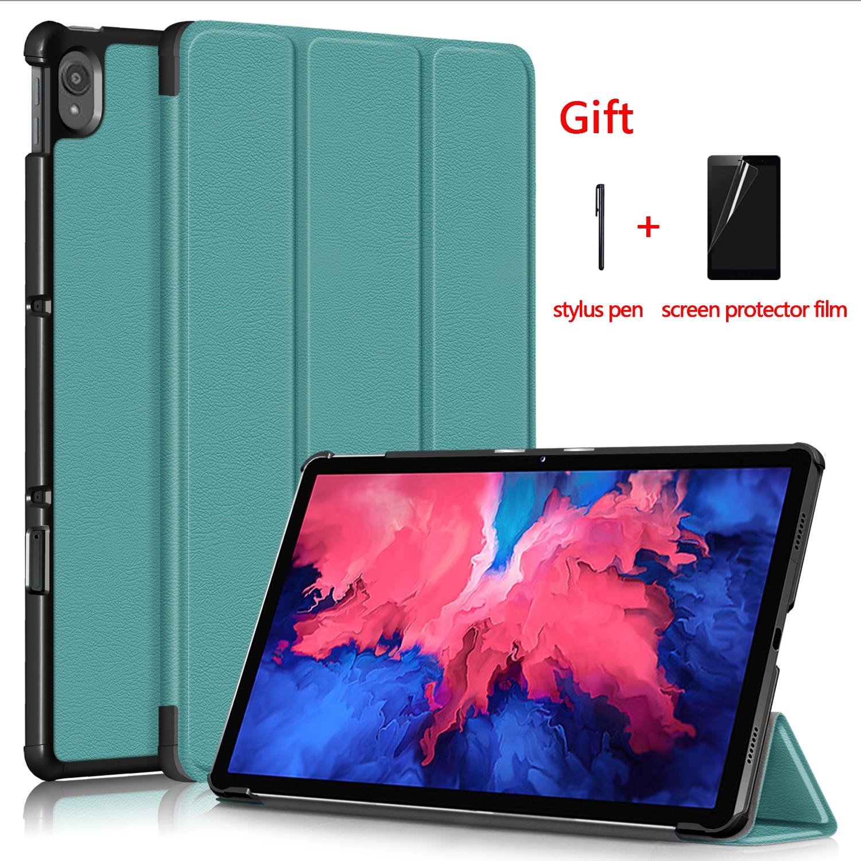 Capa para lenovo tab p11 pro caso TB-J706F & lenovo tab p11 caso TB-J606F magnético inteligente tablet capa