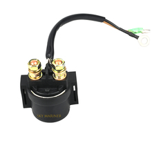 6G1 81941 Starter relay For Yamaha Parsun Powertec Hidea 15HP 30HP 50HP 60HP Outboard Motor Parts 2T 6G1 81941 00 6G1 81941 10