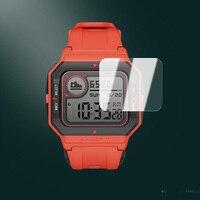 Reloj inteligente Amazfit Neo, Protector de cristal templado transparente con película protectora, reloj deportivo inteligente, pantalla LCD, cubierta protectora de pantalla completa